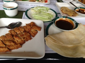 Vege Peking Duck